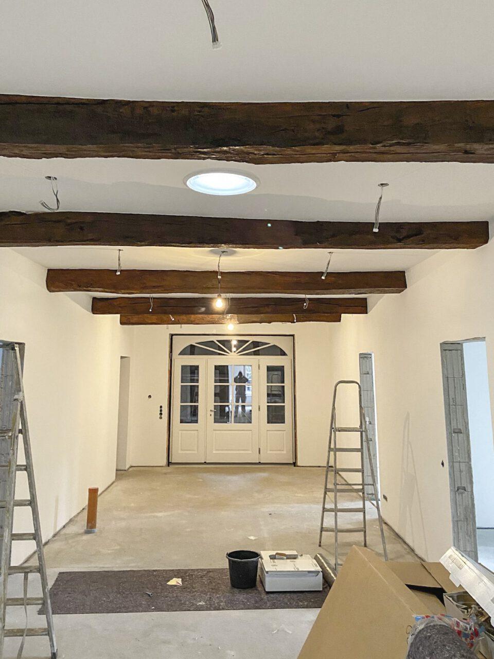 Interieur Renovierung