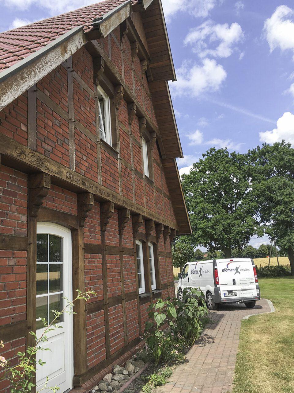 Fassaden Renovierung